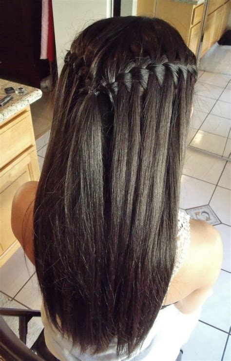 40 Gorgeous Hairstyles Ideas For Straight Hair - Gravetics