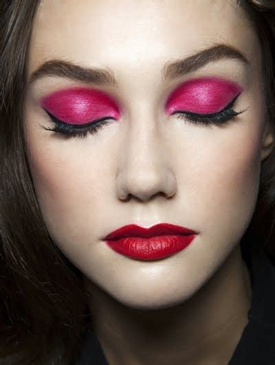 Trend: Felle make-up   The Beauty Musthaves