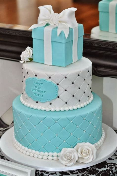 Little Big Company | The Blog: Tiffany Inspired 50th
