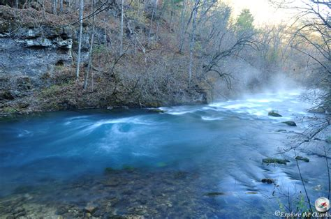 Greer Spring and Trail of Missouri   Explore the Ozarks