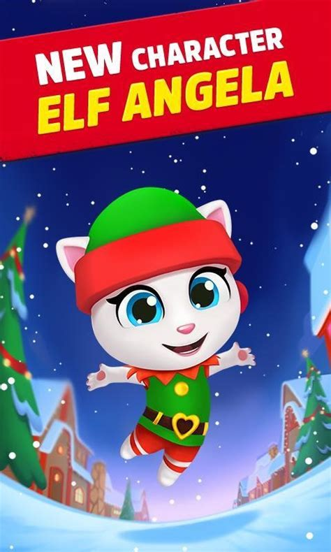 Free Talking Tom: Gold Run MOD APK Download For Android