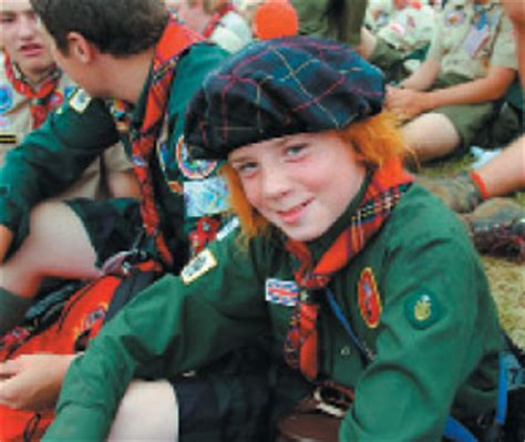 A World of Scouting Opportunities