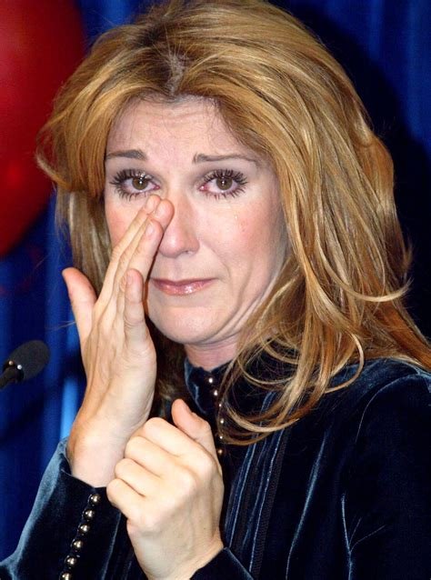 """Celine Dion Says She Will Grieve For Her Husband """"for the"""
