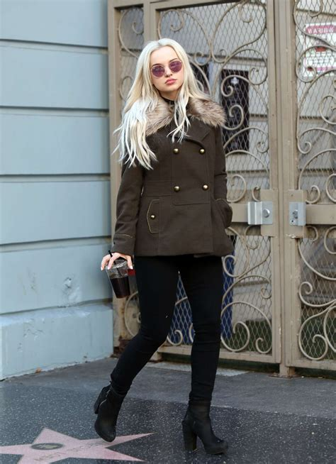 Dove Cameron – Out in Hollywood | GotCeleb