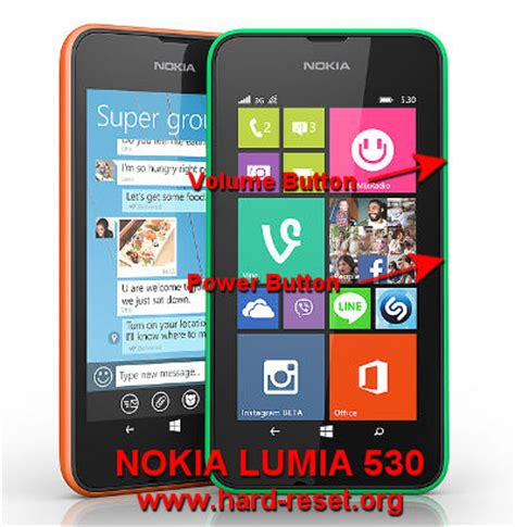 How to Easily Master Format NOKIA LUMIA 530 with Safety
