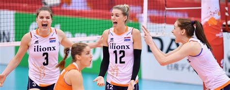Volleyball Nations League 2020 uitgesteld