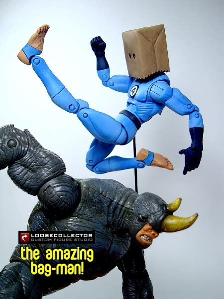 Loosecollector Custom Action Figures Official Website: The