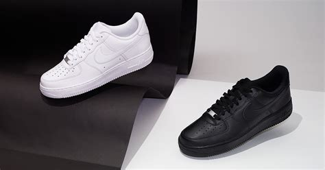 Sneaker Icons: Nike Air Force 1