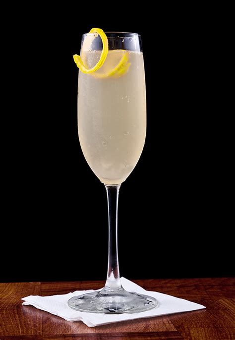 10 Classic Champagne Cocktails by Fashion Cleaners Omaha