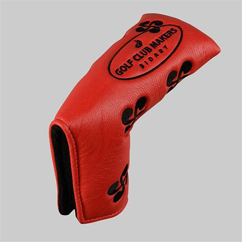 Cache putter classic rouge | Golf ClubMakers