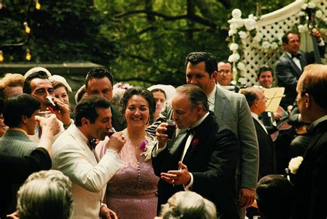 30 Amazing Behind-The-Scenes Photos from 'The Godfather