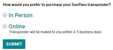 SunPass Login & Account Sign Up to Buy Transponder, Pay