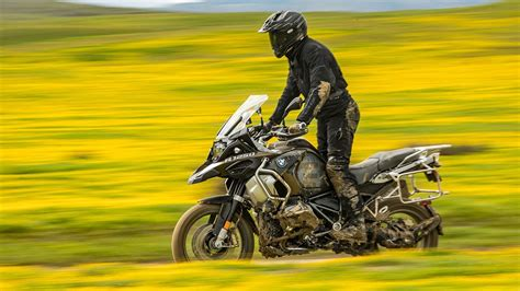 2019 BMW R 1250 GS Adventure Review | First Ride - YouTube