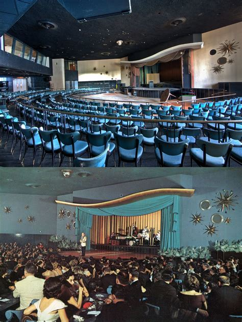 Catskill Theater - Now and Then | A before and after look