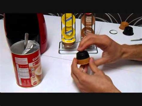 Reuse Dolce Gusto capsules - easiest way - YouTube