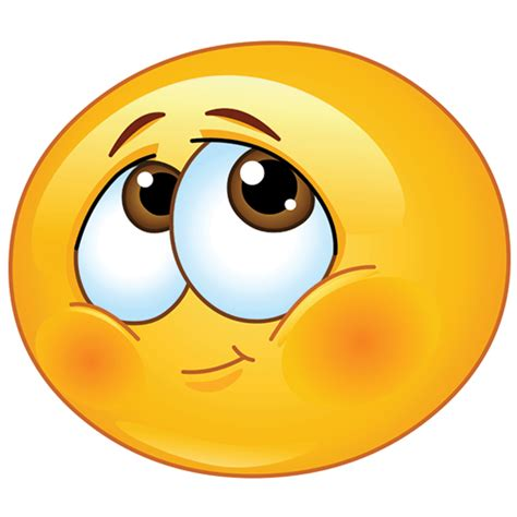 Blushing shy smiley face   Emoticon, Emoji pictures, Smiley