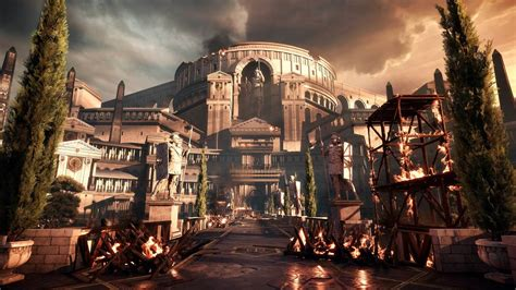 New Ryse: Son of Rome Details Released, Including Story