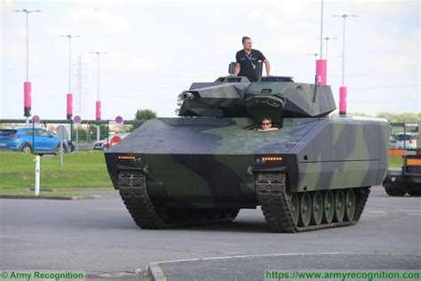KF41 Lynx IFV Infantry Fighting Vehicle tracked armored