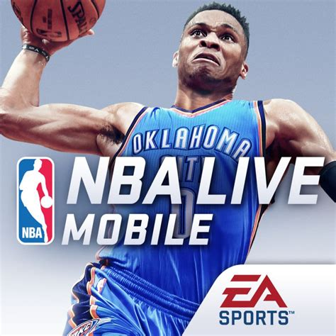 NBA Live: Mobile for Android (2016) - MobyGames