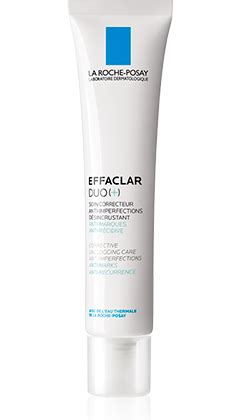 Effaclar Duo (+) : Soin complet anti-imperfections   La
