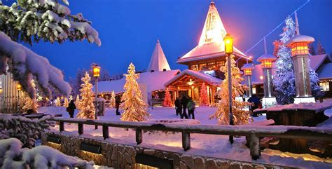 White Wonderlands Lapland and Russia