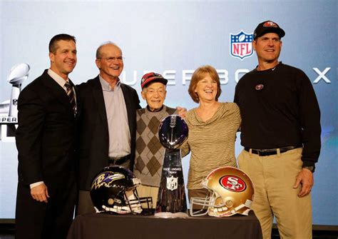 All in the family: Harbaugh brothers chase NFL's big prize