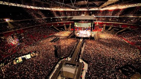 Foo Fighters Live at Wembley Stadium 2008 HD 720p Parte 7