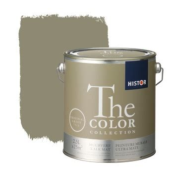 Histor The Color Collection muurverf original green 2,5
