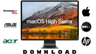 HOW TO DOWNLOAD Mac OS HIGH SIERRA 10