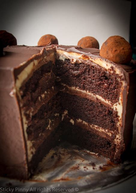 Salted Caramel Chocolate Cake – Inspired by the Great