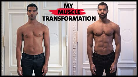 Gym Twin Workout Routine – My Muscle gain transformation