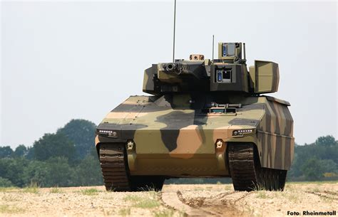 Photos of new Lynx KF31 Light Armored Infantry Fighting