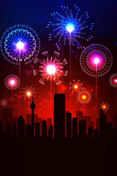 Happy New year 2016 iphone 5 wallpapers   Happy new year