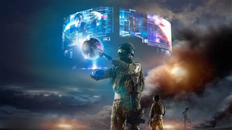 Virtual Reality VR Military 4K Wallpapers   HD Wallpapers
