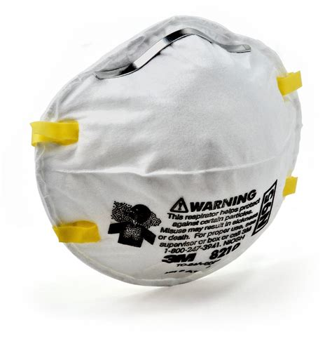 3M N95 Particulate Respirator Mask 8210 - 1 Piece | Buy