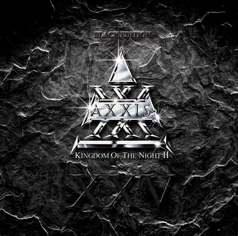 """CD review AXXIS """"Kingdom of the night II"""" - Markus' Heavy"""