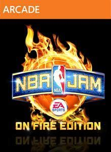NBA Jam: On Fire Edition for Xbox 360 (2011) - MobyGames
