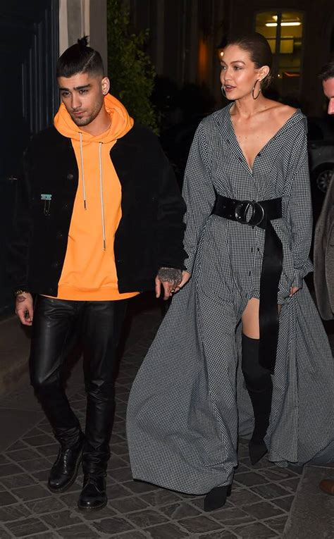 Zayn Malik & Gigi Hadid from The Big Picture: Today's Hot