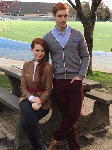 Madelain Petsch On Cheryl Blossom, The Mean Girl And
