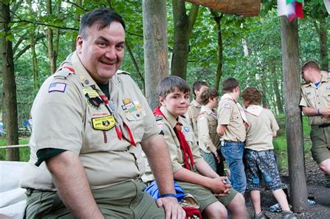 Obese Boy Scouts Banned From National Scout Jamboree: Kids