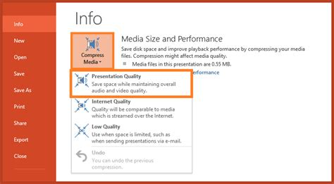 How To Make a PowerPoint File Smaller For Sending in Email