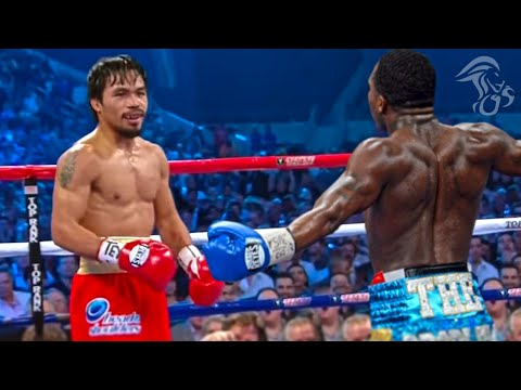 Can Manny Pacquiao just let it go and stop talking about