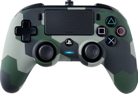Nacon Wired Compact PS4 Controller (Camouflage) kopen voor