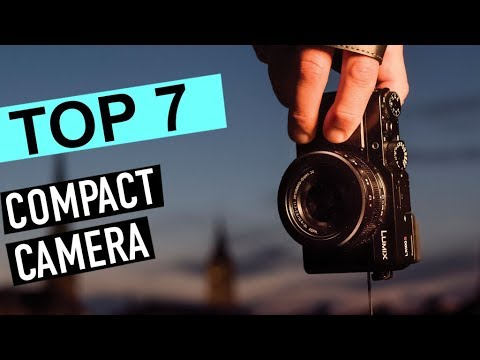 Best Compact Camera with a Mic Input? — 5 Cameras with