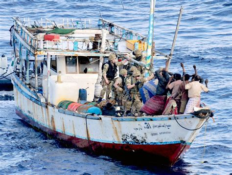 Somali Piracy: Causes and Consequences - Inquiries Journal