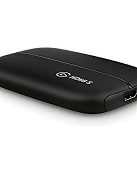 Elgato HD60 S Capture Card For Streaming Gameplay - PLAY