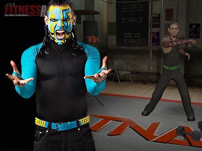 The Jeff Hardy Workout - FitnessRX for Men