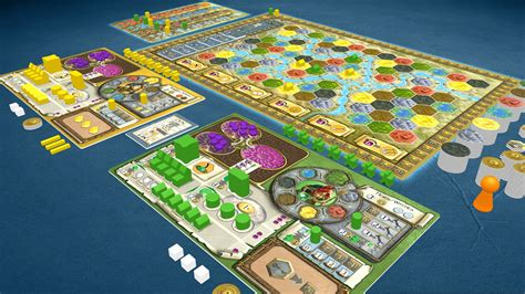 """Helge Ostertag: """"I'm Working on Terra Mystica in Space"""