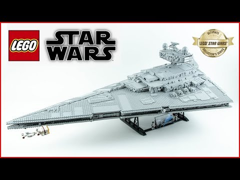 LEGO officially announces new Star Wars Ultimate Collector