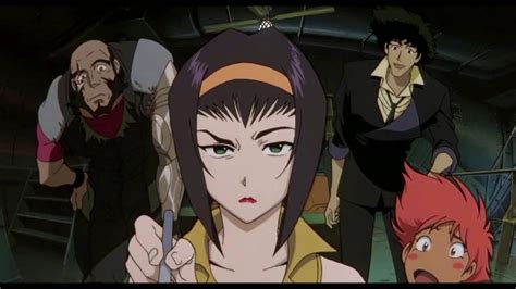 Sorry, Faye Fans! 'Cowboy Bebop's' Spike and Julia Are